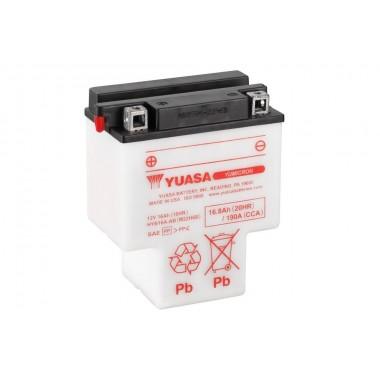Аккумулятор Yuasa HYB16A-AB
