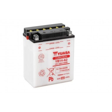 Аккумулятор Yuasa YB14-A2