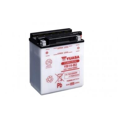 Аккумулятор Yuasa YB14-B2