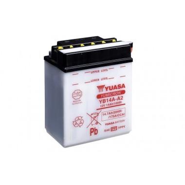 Аккумулятор Yuasa YB14A-A2