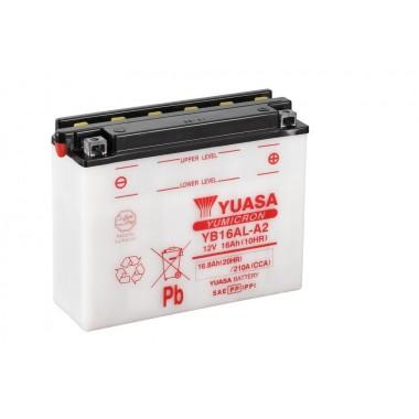 Аккумулятор Yuasa YB16AL-A2