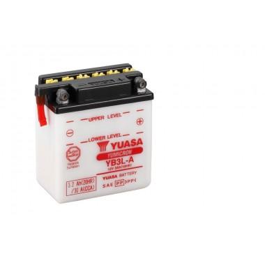 Аккумулятор Yuasa YB3L-A