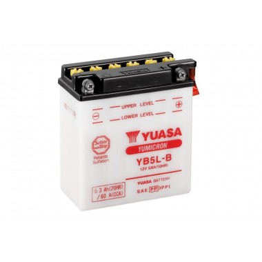 Аккумулятор Yuasa YB5L-B