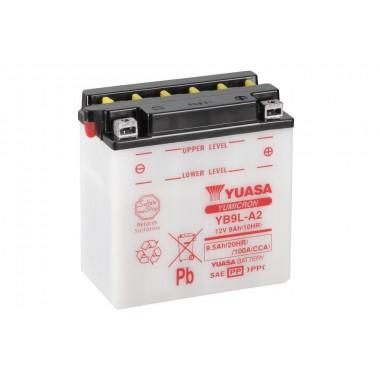 Аккумулятор Yuasa YB9L-A2