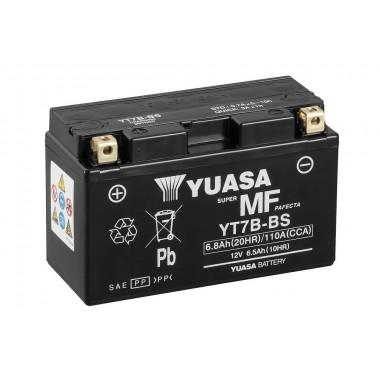 Аккумулятор Yuasa YT7B-BS