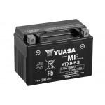 Аккумулятор YUASA YTX9-BS