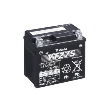 Аккумулятор Yuasa YTZ7S