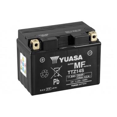 Аккумулятор Yuasa TTZ14S