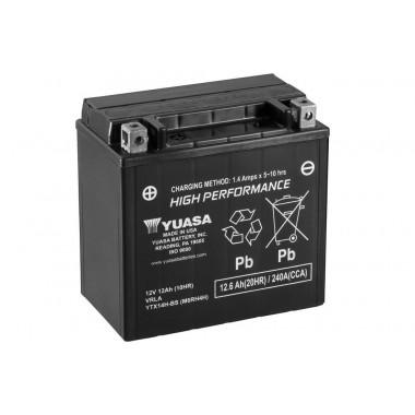 Аккумулятор Yuasa YTX14H-BS