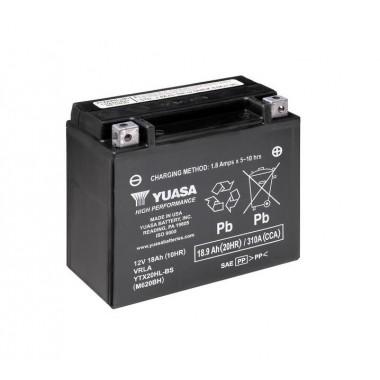 Аккумулятор YUASA YTX20HL-BS-PW